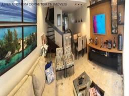 Vendo lindo apartamento na Estrada do Coco, Cond. Marina Riverside, 2/4 com suíte