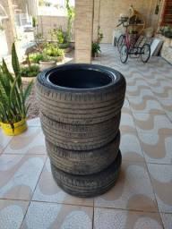 """Pneu 17 225/45 """"Jogo de quatro pneus"""" Barbada"""