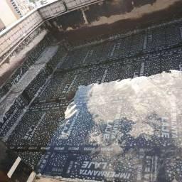 Impermeabilização de lajes telhados