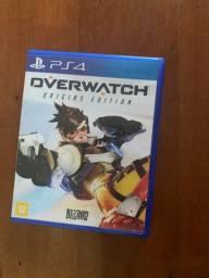 Jogo PS4 over watch