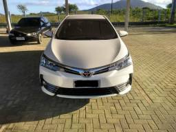 Corolla 2018 XEI 2.0 - branco pérola