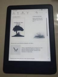 Kindle 10° geração, preto, luz integrada, Wi-Fi, 8 gb