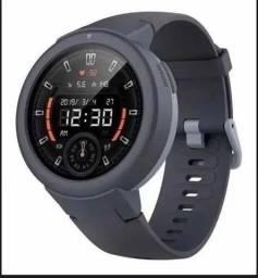 Smartwatch Xiaomi Amazfit Verge Lite Branco ou Cinza com GPS