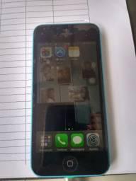 Celular iPhone 5c troco por sub