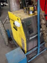 Máquina de solda MIG 250 Esab