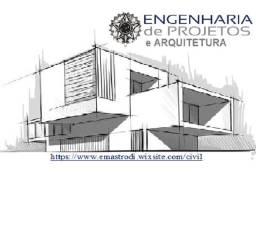 Projetos Residenciais Executivo a R$12,00 m² -