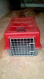 Caixa De Transporte N.4 Vermelha 85c X 66l X 59a