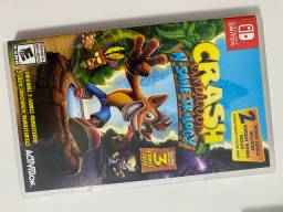Jogo Nintendo Switch - Trilogia Crash
