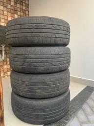 Pneus turanza 205/55R16 Bridgestone
