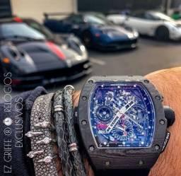 TOP Do SUL ® (Invicta Diesel Nixon Casio Rolex Tag Heuer Armani Tissot Richard Mille)