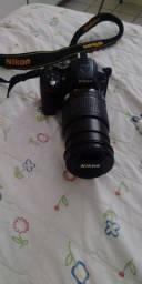Câmera Nikon 3500