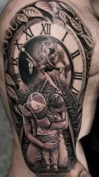 Troco Tattoo por iPhone (do iPhone 7 por diante)