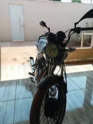 Moto fan 125 2010