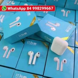 Fone De Ouvido Tws i11 Sem Fio Bluetooth 5.0 Touch Android e iPhone<br><br>
