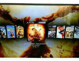 HD Externo 500gb com até 40 jogos de ps3