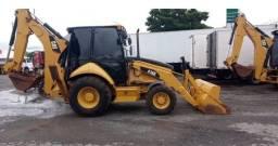 Retro Cat 416 E 2015 4x4 Com parcelamento