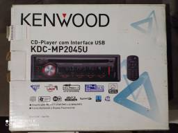 CD Player KENWOOD  USB, MP3, AUX...