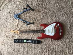 Guitarra Behringer Vermelha