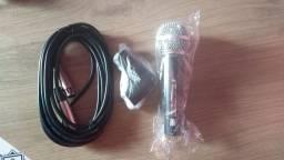 Microfone de qualidade
