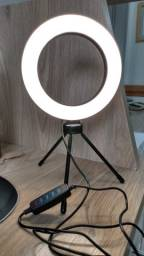 Ring Light Inova Novo