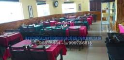 Restaurante Luxo, de esquina, a la carte, na região da Zona Leste de SP Ref.: 1589