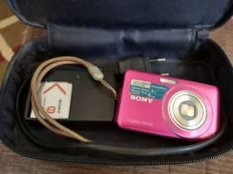 Máquina fotografia sony