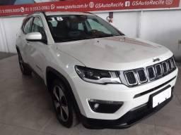 Jeep Compass Automático 2.0 Flex 2018