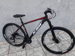 Bicicleta aro 29 KSW xlt Nova! Alumínio Shimano Tourney