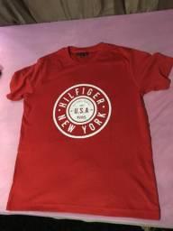 5 camisetas Tommy Hilfiger Originais novas