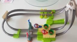 Pista Hotwheels Mario Kart - Corrida