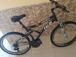Bike Caloi aro 26 , 21velocidades