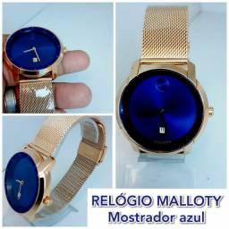 RELÓGIO MALLOTY.