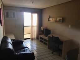 Alugo apartamento mobiliado no Number One Flat Residence