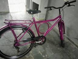 bicicleta barra forte aro 26 so hoje 300,00
