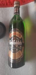 Wisky glenfiddich pure malt '990s scotch wisky