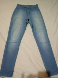 Calça Jeans Azul Claro Skini