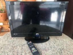 Tv Monitor Led Toshiba STI 24 Polegadas Slim Digital HD