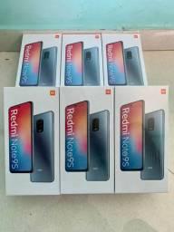 Celular redmi xiaomi Note 9s 6gb ram 128gb lacrado