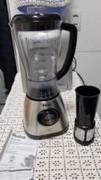 Liquidificador NOVO 900W 220V Philco