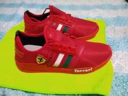Tênis masculino Ferrari N. 40