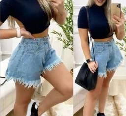 Shorts godê utma moda
