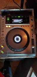 Ccj Pioneer 850 + Mixer Berringer Ddm 4000 no case USAD0