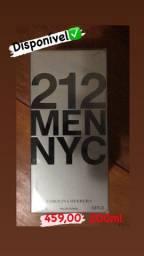 Perfume Carolina Hererra 212 Men Nyc 200ml
