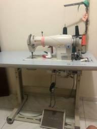 Maquina de industrial costura linha reta