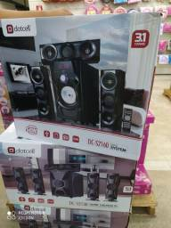 Home Theater Bluetooth 50watts (( entrego)) 499,90