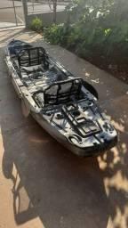 Caiaque kayak Caiman 135 duplo