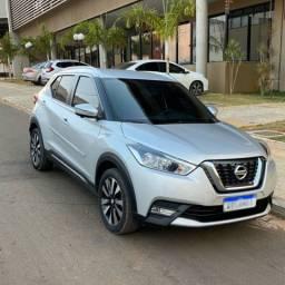 Nissan Kicks SL 1.6 automático - Versão top carro extra