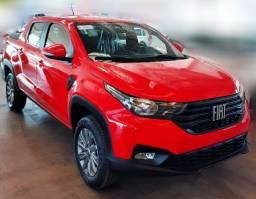 Fiat Strada Freedom Cabine Dupla 2021 0Km