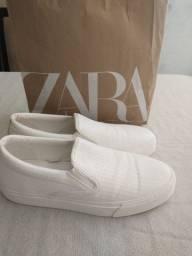Sapato Branco ZARA