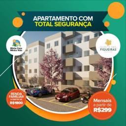 GV- Apartamento em Igarassu (Quinta das Figueiras)